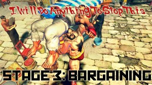 Street Fighter 4 video game image Zangief