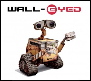 wall-eyed