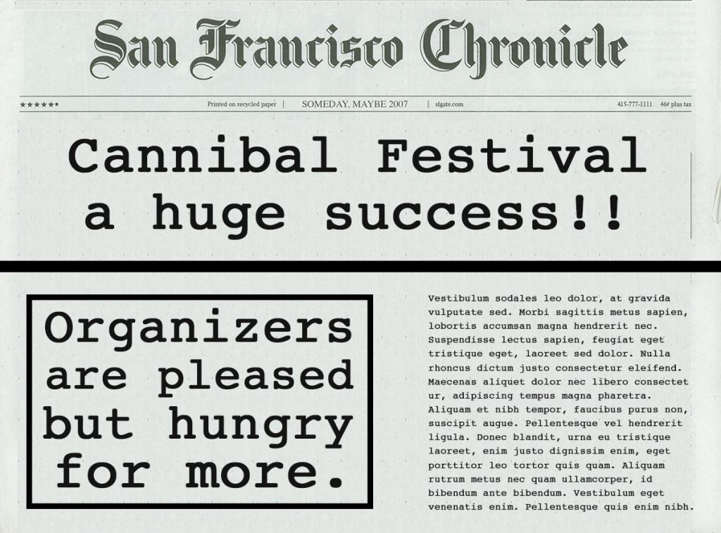 cannibalfest